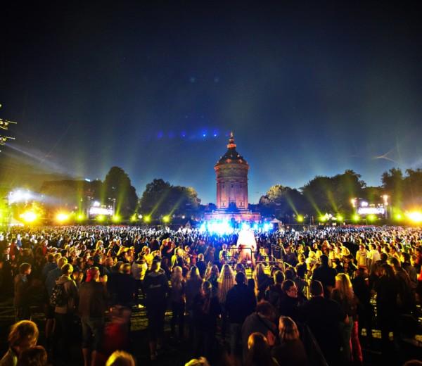 pro event eröffnet Turnfest 2013