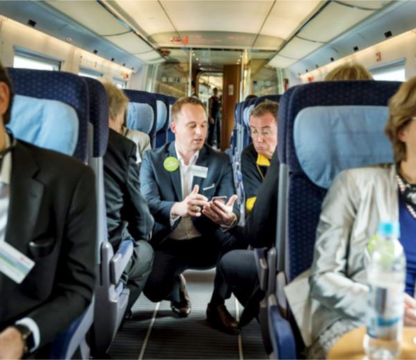 Deutsche Bahn // Mobilität erleben