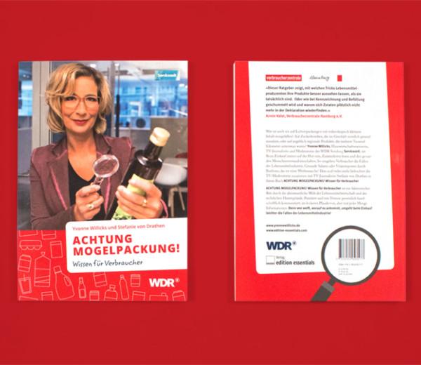 Werbeagenten machen neues Buch für YVONNE WILLICKS